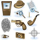 Private detective collection