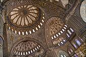 Sultan Ahmed Mosque interior