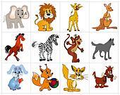kit merry decorative animals