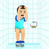 No Paper On Toilet Surprise
