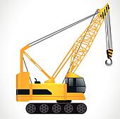 Clip Art Crane Clip Art crane clip art royalty free gograph hydraulic crawler detailed vector