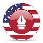 pen american icon