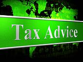 Tax Advice Means Info Answer And Helping
