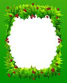 Holly Frame