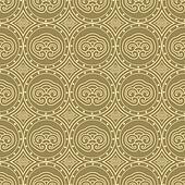 Various Colors of Art Nouveau Style Pattern design. Original Pat