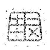 people shape  mathematical symbol