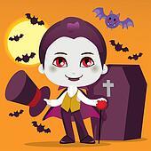 Little Count Dracula