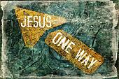 JESUS ONE WAY