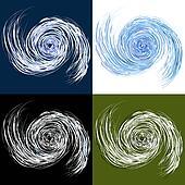 Hurricane Drawing Set