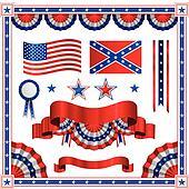 American patriotic