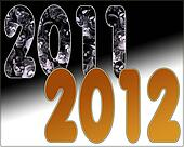2011 End of the Bad Start of Golden Year 2012