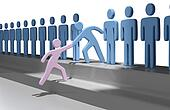 Team people help person join up
