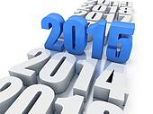 new year 2015 and other years