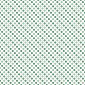 Light and Dark Green Small Polka Dot Pattern Repeat Background