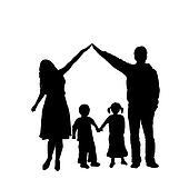 Family Silhouette Family Silhouette Clip Art