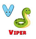 Alphabet, viper
