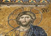 Mosaic of Jesus Chris