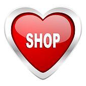 shop valentine icon