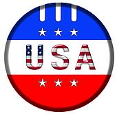 America Badge