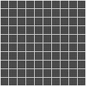 White grid on black paper tileable