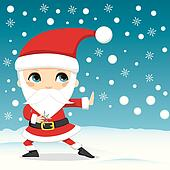 Santa Claus Ninja