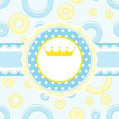 Royal baby background