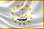 State of Rhode Island and Providence Plantations Flag