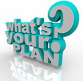 What's Your Plan - Ready Planning for Success Strategy