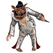 Toon Pig - Rock n Roll