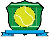 Tennis Ball Shield