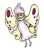 flower fairy godmother