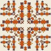 oriental style seamless pattern vector eighteen