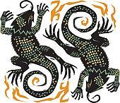 Spiny Southwest Lizards