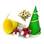 festive paraphernalia