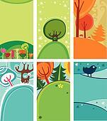Spring Summer cards