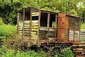 decayed train