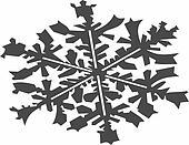 tattoo of snow