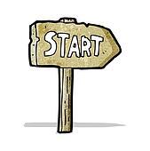 Clip Art Start Clipart start symbol clip art royalty free gograph button cartoon