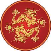 Dragon year 2012. Chinese zodiac