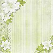 Vintage green background