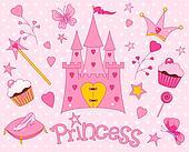 Sweet Princess Icons