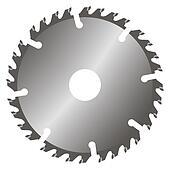 Blade for circular saws