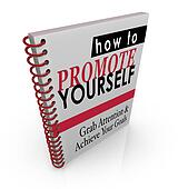 How to Promote Yourself Book Manual Guide Instructions