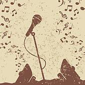 Retro a microphone2