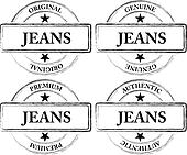 Jeans Seals (Stamps)