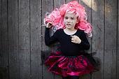 Cute Halloween girl
