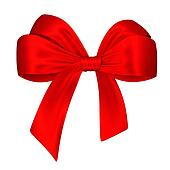 Red bow