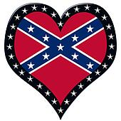 Confederate Heart