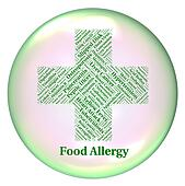 Food Allergy Indicates Hay Fever And Ailments