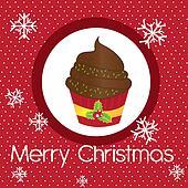 cup cake christmas